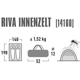 High Peak Riva Tienda interior 190x140cm